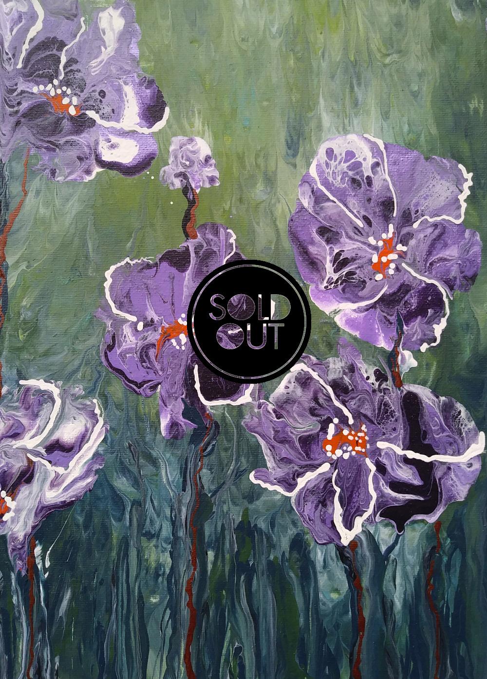67 Mafe – Pintura Acrílica Fluida, Abstracta Y Conceptual